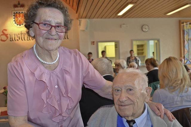 Präsente für die Ältesten