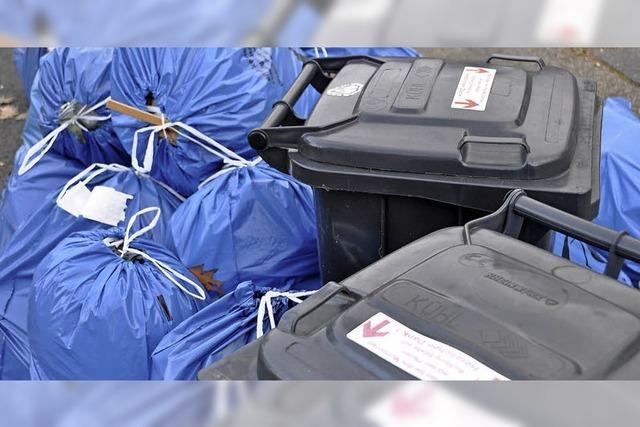 Müllabfuhr wird teurer