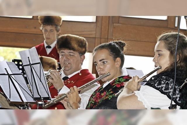 Herbstfest beim Musikverein Schuttern