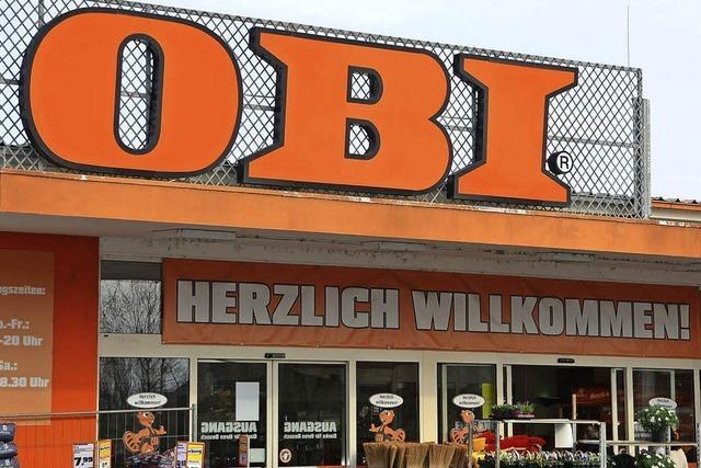 Der Weg zu Obi in Laufenburg bleibt ein zäher