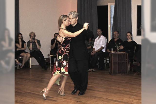 Tango-Argentino-Club eröffnet neuen Tanzsaal in Zähringen