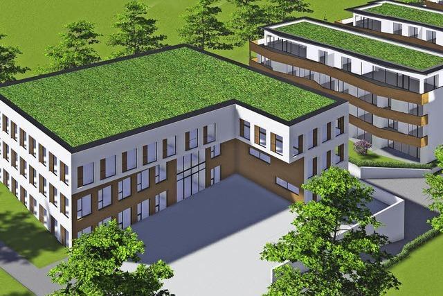 Bis zu 60 neue Wohnungen