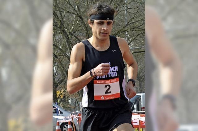 Seriensieger Omar Tareq