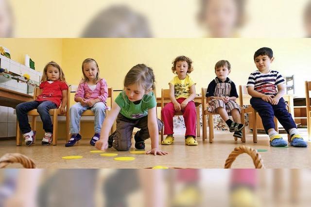 Die Kinderbetreuung treibt die Kosten