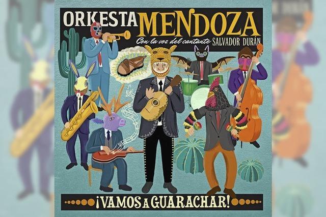 Orkestra Mendoza: Übersprudelnde Quellen