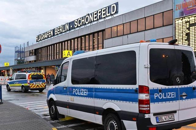 Ziel des Terroranschlags war wohl Berliner Flughafen