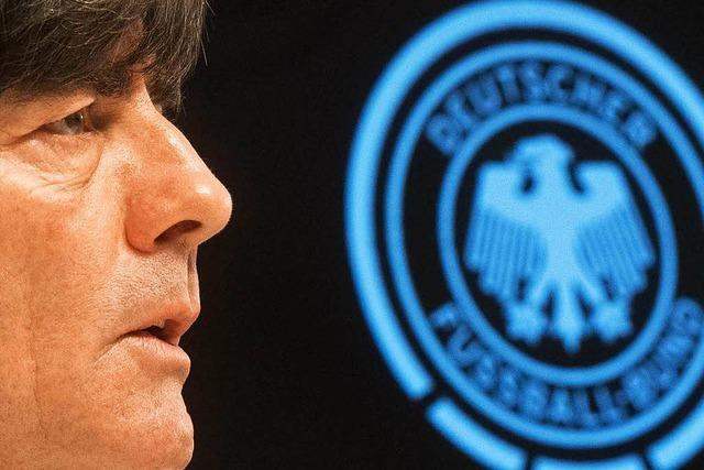 WM-Qualifikation: Löw hält den Druck hoch