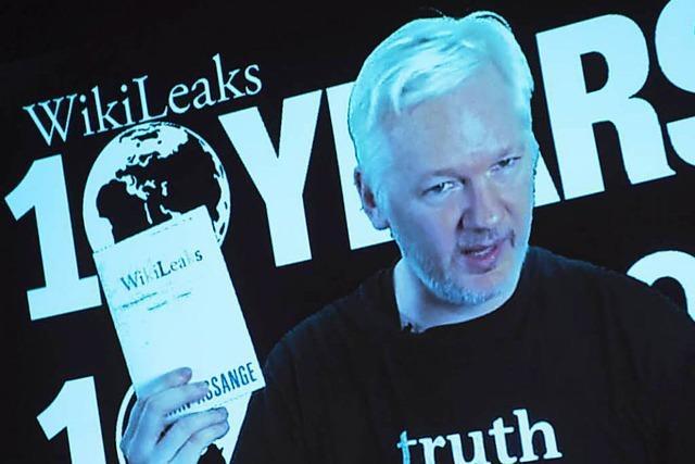 Wie Wikileaks den Umgang mit brisanten Informationen verändert hat