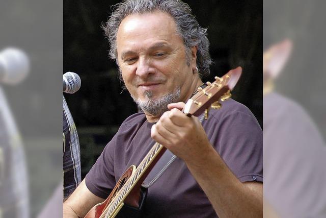 Peter Oehler und Band im KiK