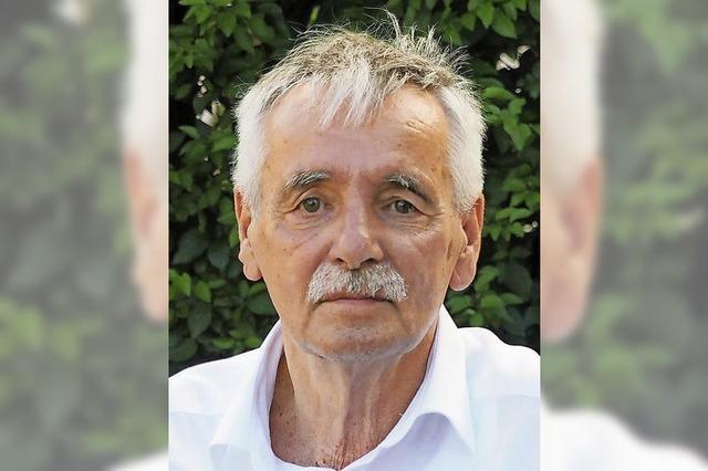 Mit dem Träger des Leipziger Buchpreises 2016, Guntram Vesper. Sein Roman Frohburg. In Bonndorf