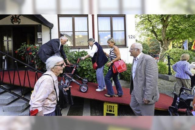Der Freundeskreis der Altenhilfeeinrichtungen der Heiliggeistspitalstiftung ist aktiv für ältere Menschen