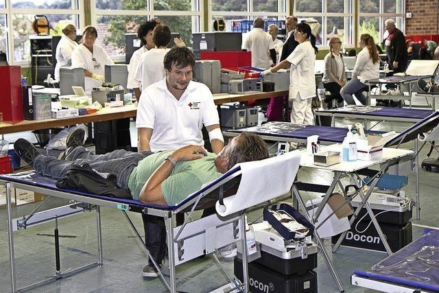 Blut spenden – Leben retten