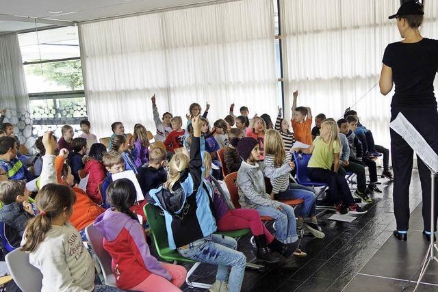 In der Hohenlupfenschule widmet sich ein Projekt der Gewaltprävention