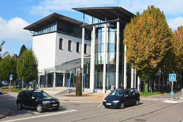 Tempo 30 in der Lahrer Goethestraße geplant