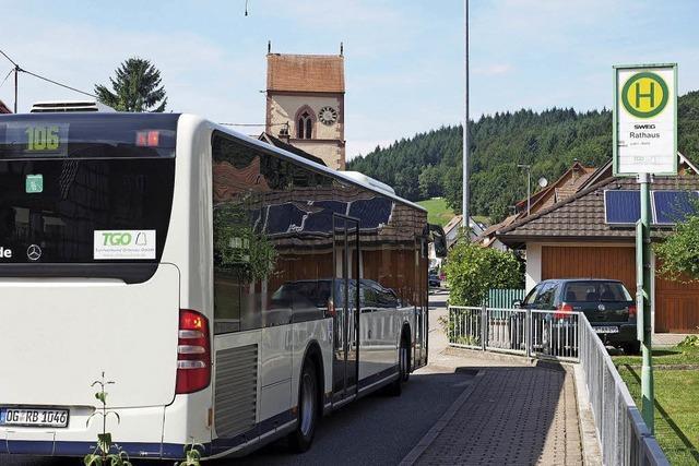 Künftig mehr Busse an Samstagen?