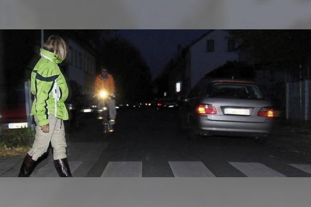 In der Dunkelheit sicher unterwegs