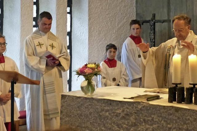 St. Wilhelm feiert seine Kapelle