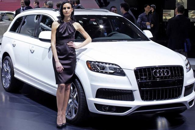 Autodiebe mögen teure Modelle