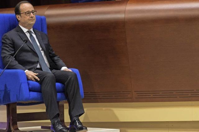 Putin sagt Treffen mit Hollande ab