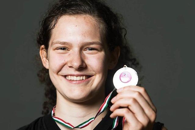 Die rasante Erfolgsstory der 15-jährigen Emily Kapitza vom USC Freiburg