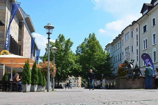 Gemeinderat beschließt Umbau der östlichen Innenstadt