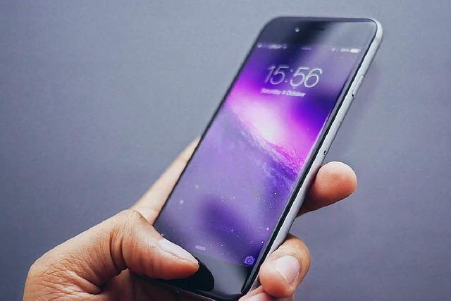 Polizei sucht Handy-Dieb