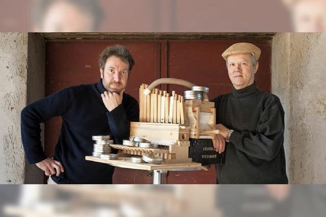 Telemach Wiesinger/Martin Bergande in Riegel