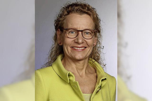 Sabine Mehne liest in Freiburg aus
