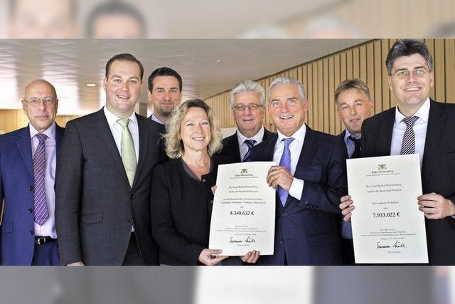 Weitere 16,3 Millionen Euro für Breitbandausbau