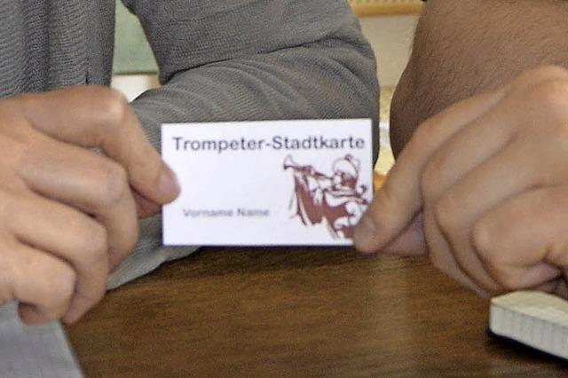 Gemeinderat stimmt gegen die Trompeterkarte