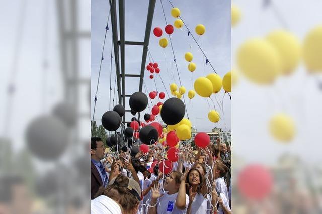 Brückenfest – die Vereine machen mit