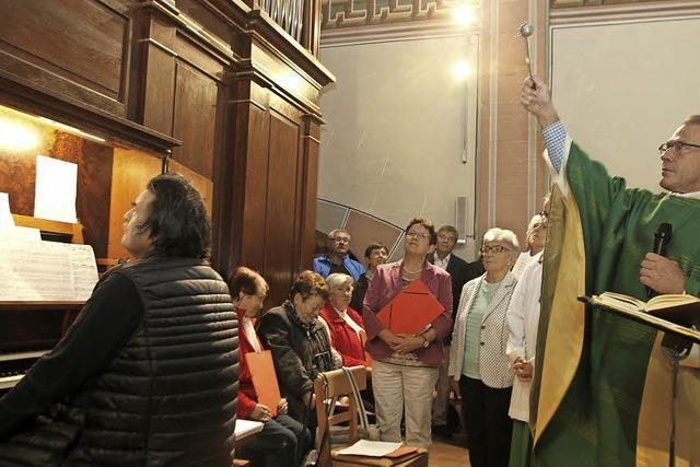 Restaurierte Orgel wird eingeweiht