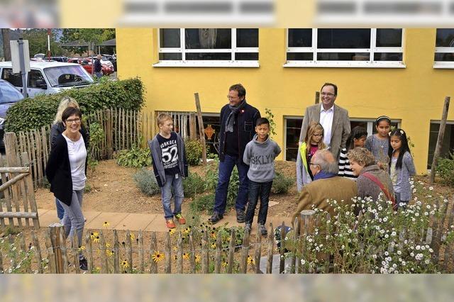 Schulfest am Bildungszentrum