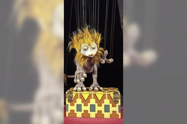 Wenn im Zirkus Marionetto die Puppen magisch tanzen