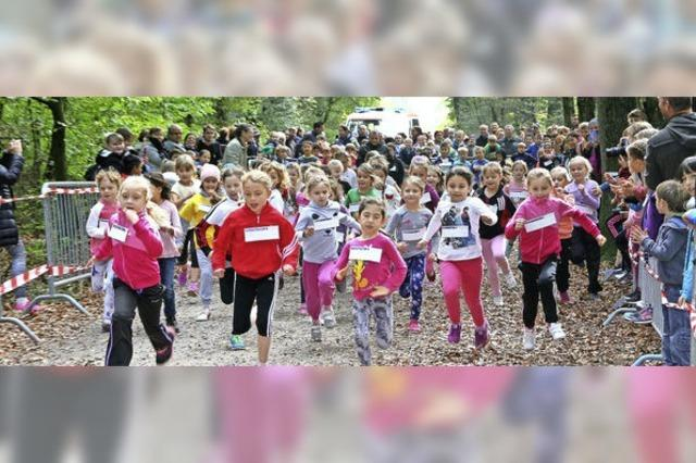 Waldlaufmeisterschaft der Schüler