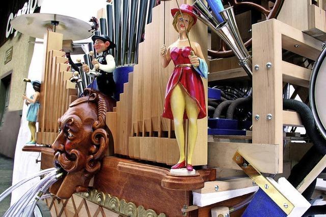 Waldkirch zeigt Orgeln