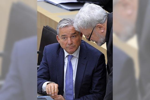 SPD-Opposition macht Nebenabsprachen der Koalition zum Thema