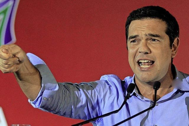 Linksbündnis Syriza versammelt sich zum ersten Parteitag