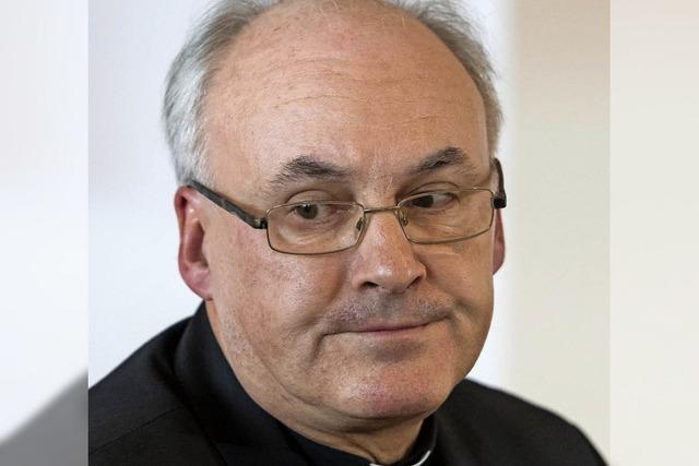 Bischof will keinen Schlussstrich ziehen