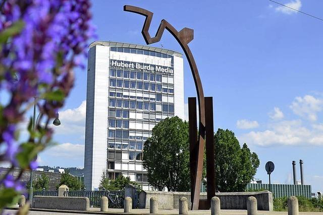 Burda baut am Standort Offenburg rund 30 Arbeitsplätze ab