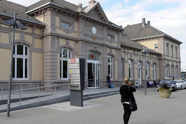 Illegal Eingereiste sollen Bahnhofsperrung ausgelöst haben