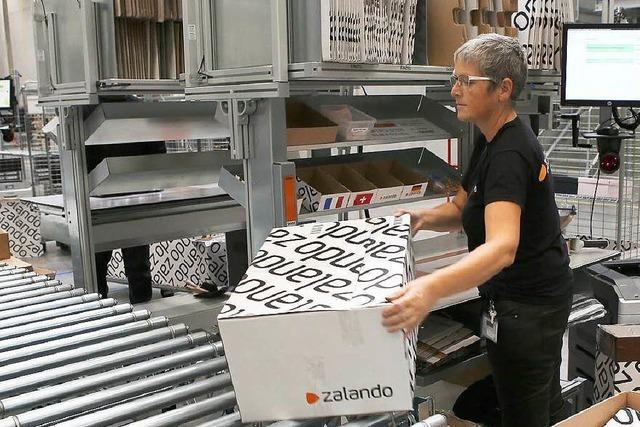 Warum Zalando in Lahr so viele neue Arbeitsplätze bringt