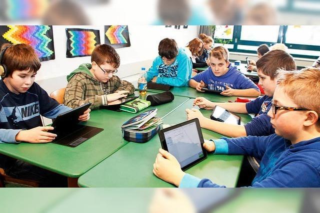 Milliardenprogramm zum EDV-Ausbau an Schulen freut die Länder