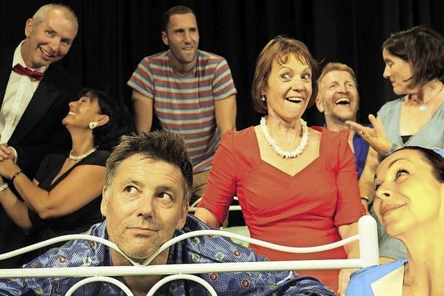 Das Theater Dürr in Freiburg zeigt die Komödie