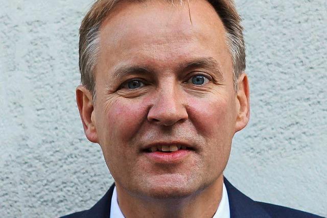 Bürgermeisterwahl Eimeldingen: Martin Fischer ist dritter Kandidat