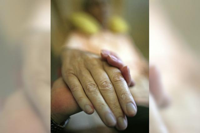 Mediziner und Pflegende laden zum Palliativtag ein
