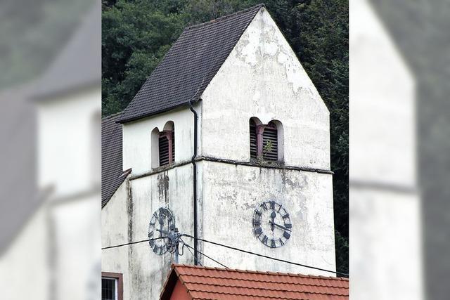 Kirchenuhr läuft wieder