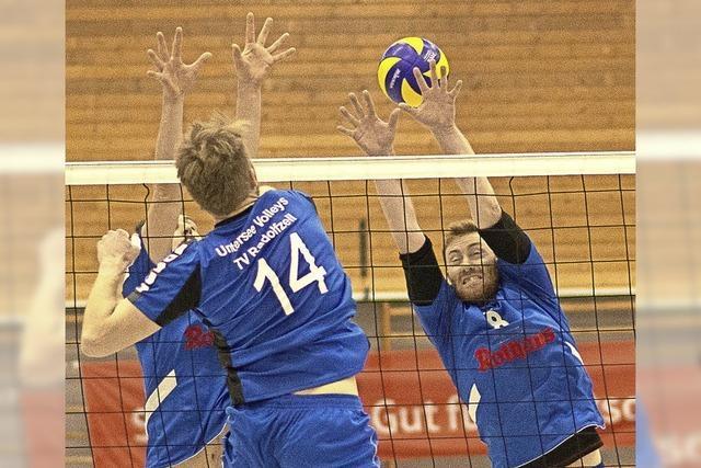 Erstes Heimspiel für Volleyballer des USC Freiburg