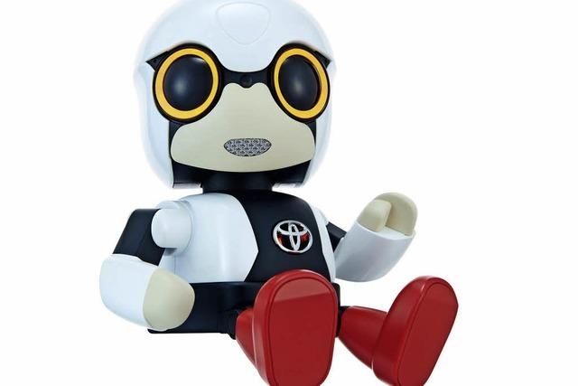 Roboter als Beifahrer