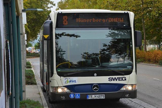 Buslinie 8: Schüler müssen Unterricht früher verlassen